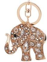 Osye - K Osye Africa Elephant Crystal Key Chain Bag Cellphone Hanging Ornament Pendant