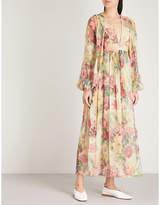 Zimmermann Melody floral-print silk-chiffon dress