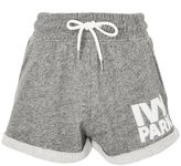 Ivy Park Logo High Waist Shorts