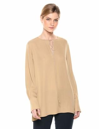 Theory Women's Long Sleeve Fluid Tunic