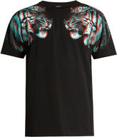 Marcelo Burlon County of Milan Tajo cotton-jersey T-shirt
