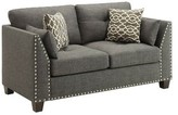 Thumbnail for your product : Winston Porter Donelle Loveseat