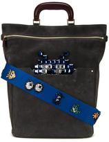 Anya Hindmarch 'Space Invader' shoulder bag