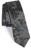 The Tie Bar Men's Camo Silk Tie
