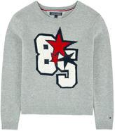 Tommy Hilfiger Fancy cotton sweater