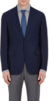 Isaia Men's Two-Button Gregory Sportcoat-NAVY