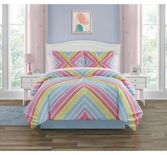 Beco Home Pinwheel 6 Piece Bed in a Bag Twin