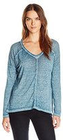 Threads 4 Thought Women's Linley Vintage Wash Long Sleeve Tee