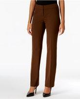 Nine West Straight-Leg Trousers