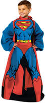 Warner Brothers Kids' Being Superman Comfy Throw