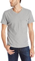 Paper Denim & Cloth Men's Paxton Short Sleeve V-Neck Pocket T-Shirt