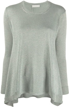 Etro Knitted Long Sleeve Swing Top