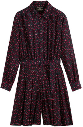 Vanessa Seward X La Redoute Collections Cherry Print Playsuit