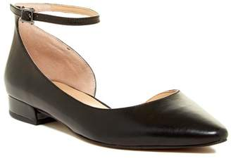 Franco Sarto Slide Leather d'Orsay Flat