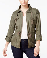 Bar III Field Jacket, Only at Macy's