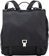 Proenza Schouler Women's Courier Backpack-BLACK