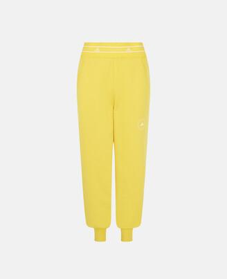 Stella McCartney Yellow Training Sweatpants, Woman, Yellow