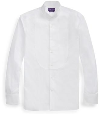 Ralph Lauren Wingtip-Collar Poplin Shirt