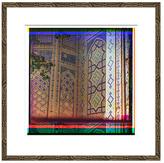 Soicher Marin Solarized Building Photographs C (Framed Giclee)