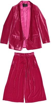 Christian Pellizzari Pink Jacket for Women