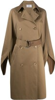 Thumbnail for your product : VVB Double-Breasted Trench Coat