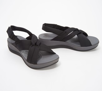 Clarks CLOUDSTEPPERS by Jersey Sport Sandals- Arla Belle
