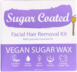 Sugar Coated Facial Hair Removal Kit 200Ml