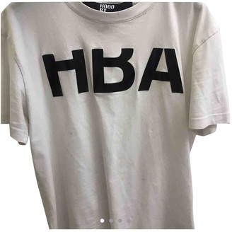 Hood by Air White Cotton T-shirts
