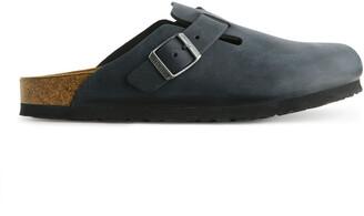 Arket Birkenstock Boston Leather Sandals