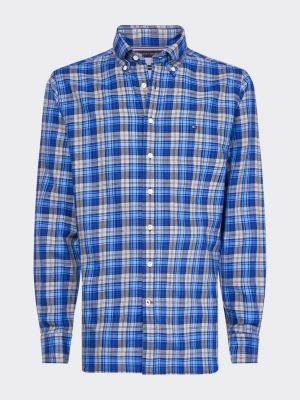Tommy Hilfiger Multi Check Cotton Shirt