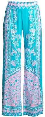 Lilly Pulitzer Bal Harbour Printed Pants