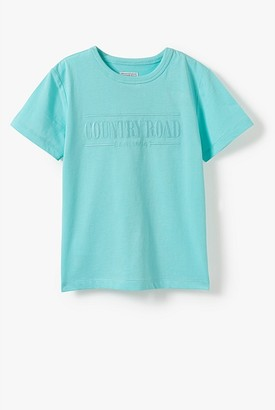 Country Road Verified Australian Cotton Heritage T-Shirt