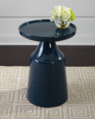 Arteriors Turnin Side Table