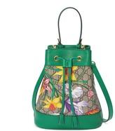 Gucci Ophidia Flora pattern shoulder bag