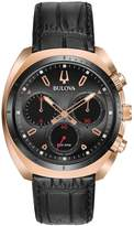 Bulova Men's Curv Chronograph Quartz Watch, 43mm
