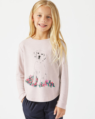 Jigsaw Battersea Dog Jumper