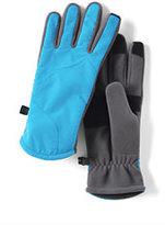 Classic Women's Marinac Fleece Wind Block Gloves-Black