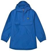Lyle & Scott True Blue Pull Over 1/4 Zip Jacket