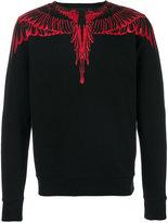 Marcelo Burlon County of Milan Anne sweatshirt - men - Cotton - XS