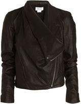Side Draped Jacket
