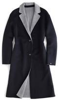 Tommy Hilfiger Reversible Top Coat