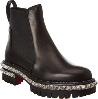 Christian Louboutin By The River Leather Boot