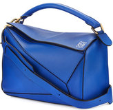 Loewe Puzzle Medium Leather Satchel Bag