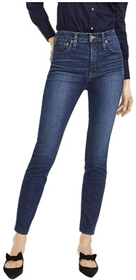 J.Crew Curvy Toothpick Jeans in Dryden Wash (Dryden Wash) Women's Jeans