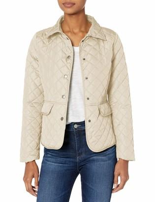 Pink Platinum Women's Diamond Quilted Everyday Jacket