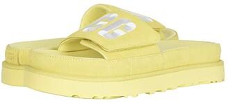 UGG Laton Slide (Chestnut) Women's Shoes