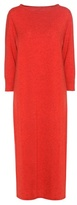 Isabel Marant Cara wool and cotton-blend sweater dress