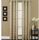 JCPenney Conspiracy Grommet-Top Curtain Panel
