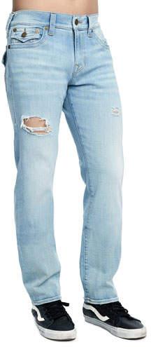 b597a61e72f True Religion Men's Distressed Jeans - ShopStyle