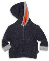 Splendid Toddler's & Little Boy's Hi-Contrast Zip-Up Hoodie